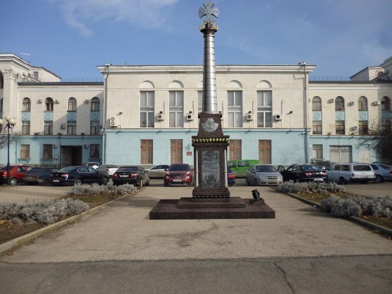 Пресс-конференция «Памятник Народному ополчению всех времен как итог совместной работы крымчан»