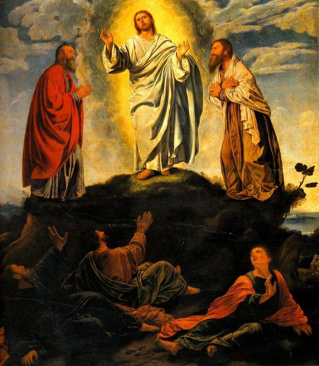 фото иисус создал радугу одна